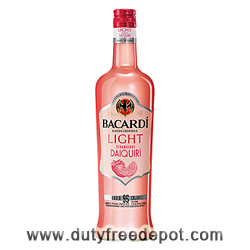 Bacardi Daiquiri Strawberry Light 1 LT