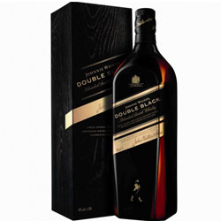Johnnie Walker Double Black Label Whisky (1L) With Gift Box