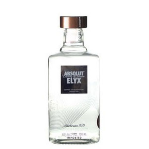 Absolut Vodka Elyx 40% (1L)