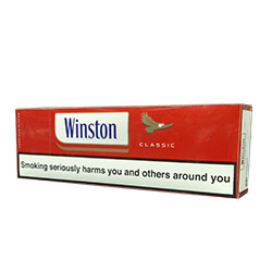 Winston Red King Size Box Cigarette