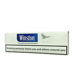 Winston Blue King Size Box Cigarettes
