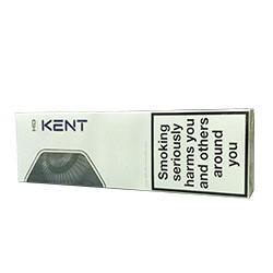 Kent Silver HD King Size Hard Pack