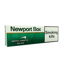 Special Price - Newport Menthol Cigarettes King Size Box Hard Pack