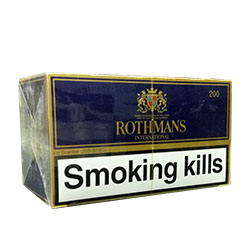 How much is a carton of Silk Cut cigarettes in Spain