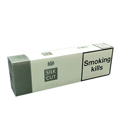 Special Price-Silk Cut Silver Cigarettes