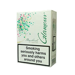 Glamour Menthol Superslims Cigarettes