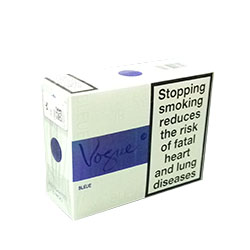 Special Price-Vogue Blue Super Slim Cigarette