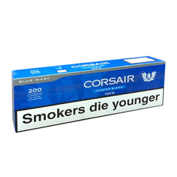 Corsair Blue 100's Cigarettes