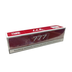 777 Red Cigarettes