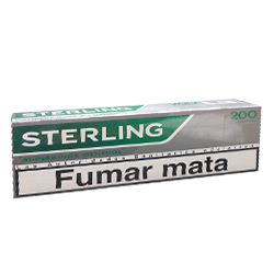 Sterling Superkings Menthol