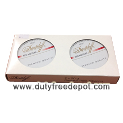 Davidoff Red Mixture Pipe Tobacco (2 X 50 g)