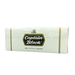 Captain Black Little Cigars (200 Little Cigars)