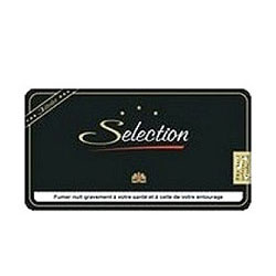 Neos Selection 3 Etoiles (50 Cigars) in Metal box