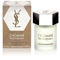 Yves Saint Laurent L'Homme Cologne Gingembre (100 ml./3.4 oz.)