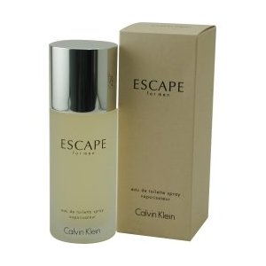 Calvin Klein Escape Eau De Toilette For Men (100 ml./3.4 oz.)