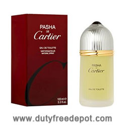 Cartier Pasha Eau de Toilette for Men 100ml