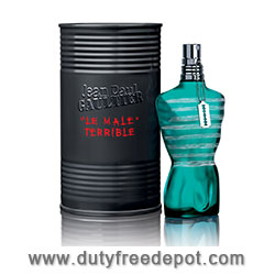 "Jean Paul Gaultier ""Le Male"" Terrible Eau De Toilette (125 ml./4.2 oz.)"