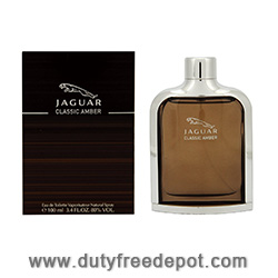 Jaguar Classic Amber EdT Natural Spray 100ml