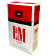 L&M Box Cigarette Made in Switzerland